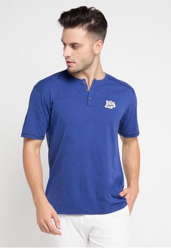 Lois Jeans blue Short Sleeve T-Shirt LO391AA0V2JZID_1