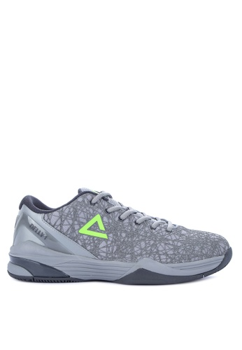 PEAK black EW7201A Delly 1 - Matthew Dellavedova Signature Shoes 91ECDSH625D3BEGS_1