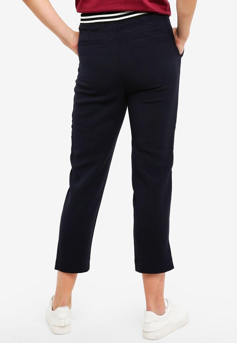 ESPRIT Woven Length Navy Service Pants rrAq1daw