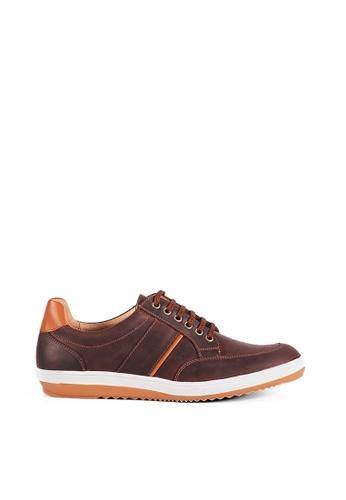 Bristol Shoes brown Steven Sneaker 99D09SHAADD830GS_1