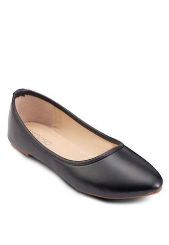 尖頭平底鞋, 女zalora 鞋評價鞋, 鞋