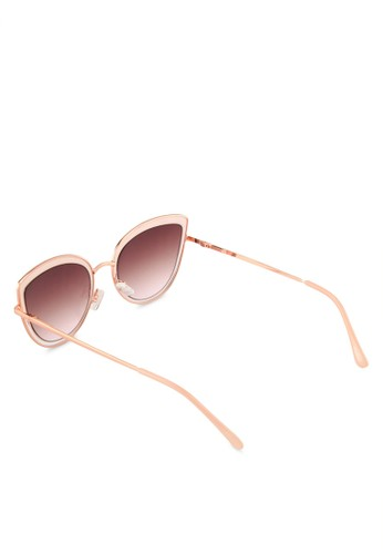 Veltman Cat Eye Sunglasses