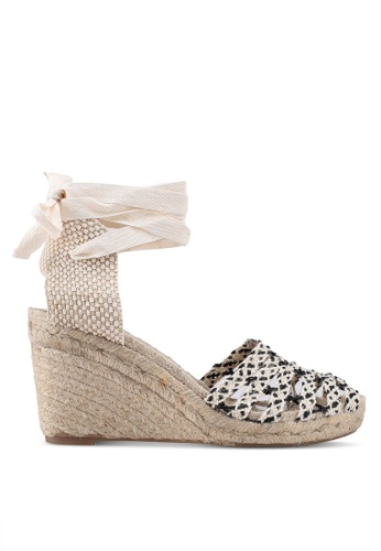 Free People white Amalfi Coast Wedges 7124ASHD93CBF1GS_1