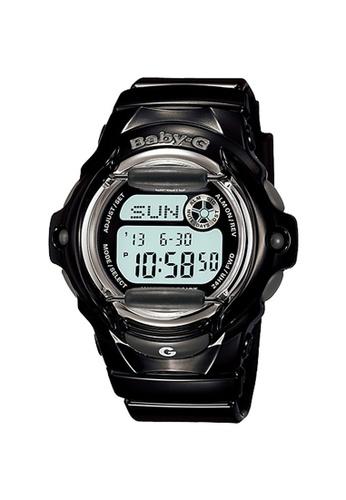 Casio black CASIO BABY-G WATCH BG-169R-1DR F5C14AC168A8C0GS_1
