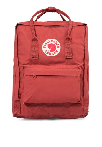 Fjallraven Kanken red Deep Red Kanken Classic Backpack FJ859AC94CRTSG_1