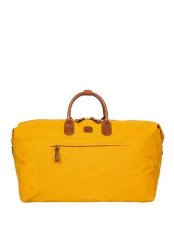 Bric's yellow BRIC'S X-Travel Duffel (Sun) 4728EACE2270D0GS_1