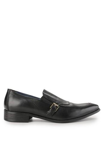 Andre Valentino black and multi Mens Shoes 30216Za DF099SH0588C2EGS_1