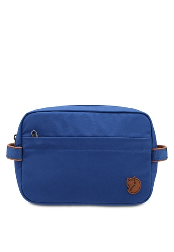 Fjallraven Kanken blue Travel Toiletry Bag FJ382AC0SX9LMY_1