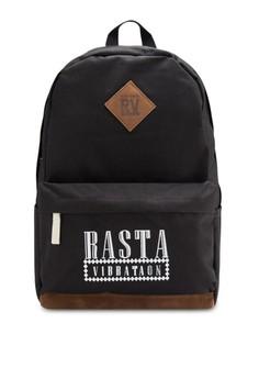 Bagstationz RV Colour Block Travel Backpack