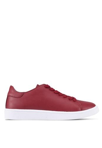 ZALORA red Essential Sneakers B19B9SHD6C5997GS_1