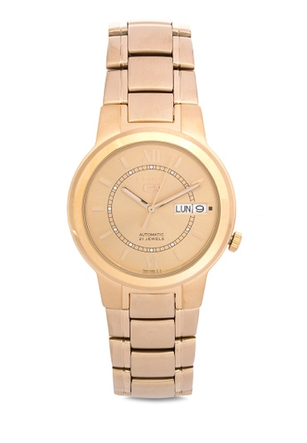 Seiko gold Analog Watch SNKA24K1 SE746AC60KDNPH_1