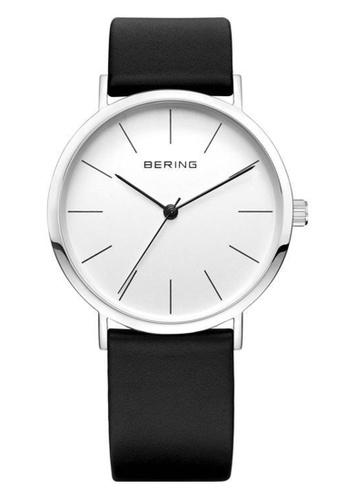 Bering silver Classic 13436-404 White 36 mm Unisex Watch E5B89AC60E932CGS_1