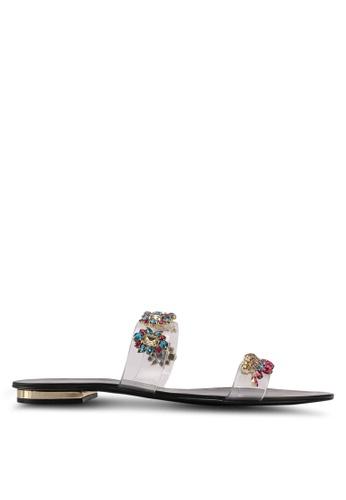 ALDO black Melezzole Occasion Sandals 115ECSH0194769GS_1