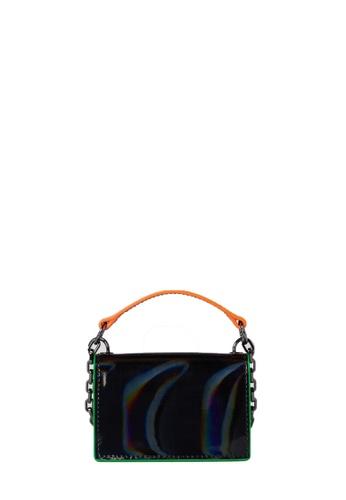KARL LAGERFELD black K/Karl Seven Iridescent Nano AE016ACC47E6D4GS_1