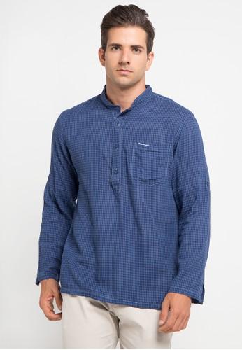 Bombboogie blue Koko Shirt BO419AA0V72QID_1