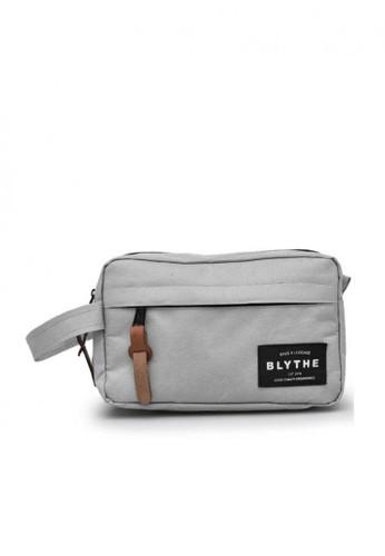 BLYTHÉ grey Dimity Clutch Bag Pria F6987ACBD7DAE9GS_1