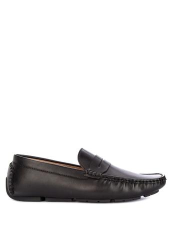 Mendrez black Gabriel Loafers 6DED4SH560C81BGS_1