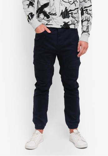 Only & Sons blue Cooper Cargo Pants D3697AA60AAEF1GS_1