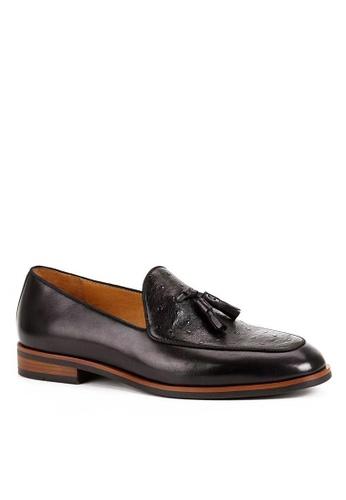 Twenty Eight Shoes Malmesbury Vintage Leather Loafers BL021-18 7C9DCSH5C493A8GS_1