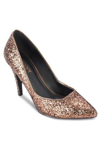 Havanna 閃飾尖頭高跟鞋, 女鞋esprit 衣服, Like A Boss