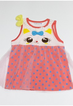 Kitty Infant Dress