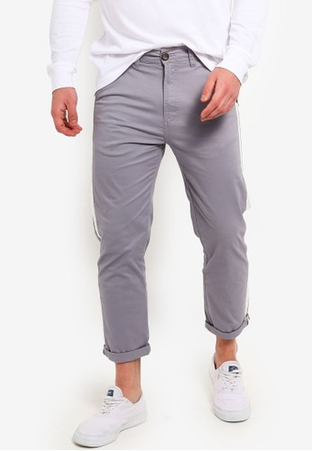 Cotton On grey Drake Roller Pants 81831AA5F56D3FGS_1