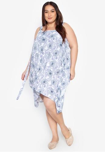 Plus Size Carmina Jumper Dress