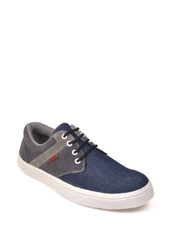 JAVA SEVEN blue and grey Blue Desert JA154SH76USXID_1