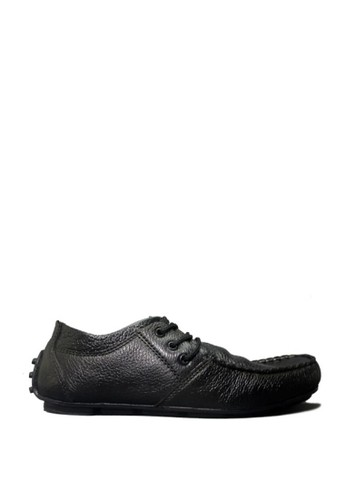 D-Island black D-Island Shoes Casual Comfort Mix Genuine Leather Black 7B0DESH941E5F7GS_1