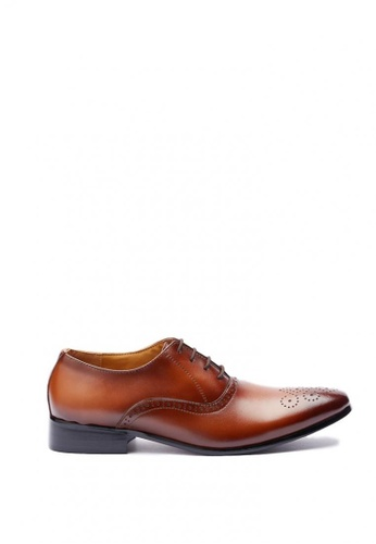 Kings Collection brown Grimaldi Shoes B6901SH35C26C1GS_1
