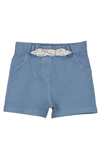 LC Waikiki blue Baby Girl Shorts 7BF21KA44A49D9GS_1