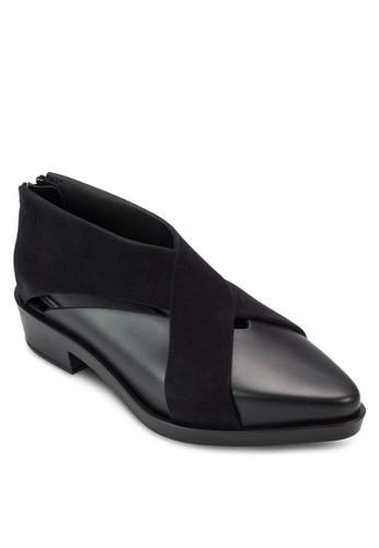 X 字帶踝靴, 女鞋, esprit sg鞋