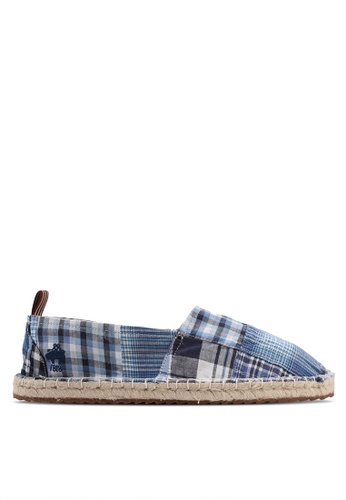 bbe5fcee953 Buy Brooks Brothers Patchwork Espadrille Shoes
