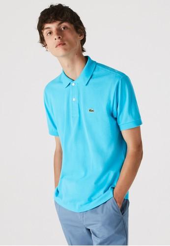 Lacoste black Lacoste Classic Fit L.12.12 Polo Shirt 6108FAAB163E80GS_1