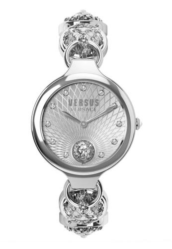 Versus silver Broadwood VES27010017 All Stainless Steel Ladies Watch VE464AC0RJ3IMY_1