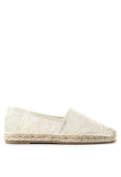 harga Sepatu Wanita Flat Offwhite Zalora.co.id