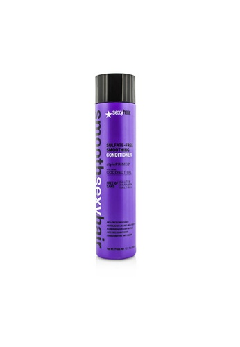 Sexy Hair Concepts SEXY HAIR CONCEPTS - 柔順無硫酸鹽潤髮乳Smooth Sexy Hair Sulfate-Free Smoothing Conditioner(抗毛躁) 300ml/10.1oz B7155BE3CD6996GS_1