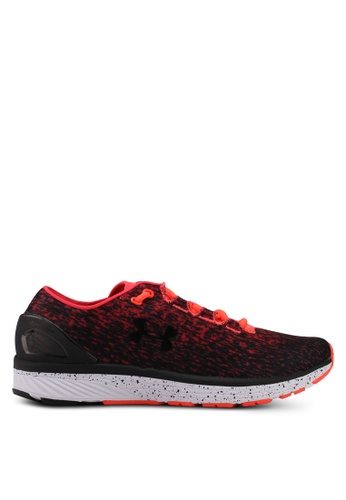 Under Armour black UA Charged Bandit 3 Ombre Shoes UN337SH0SUA1MY_1