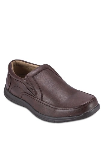 正式仿皮懶人鞋esprit台北門市, 鞋, 鞋