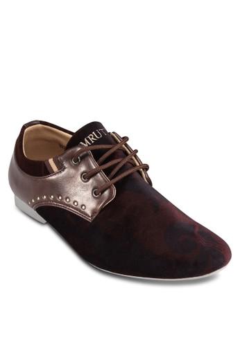 混合拼接正esprit hk分店式感休閒鞋, 鞋, 休閒鞋
