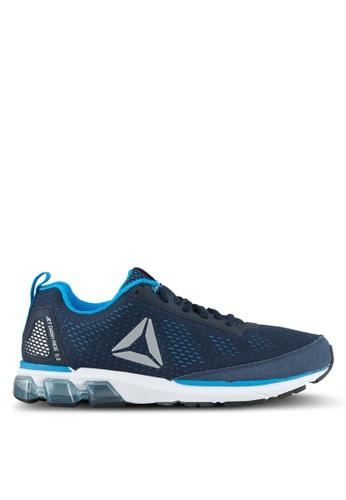 Reebok navy Jet Dashride 5.0 Shoes RE691SH0SDYAMY_1