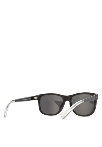 db95af40461 Buy Armani Exchange Urban Attitude AX4054SF Sunglasses Online on ZALORA  Singapore