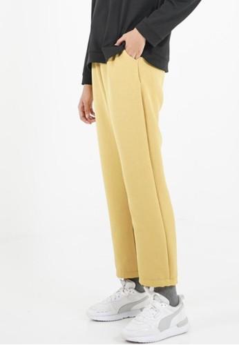 Kepomp yellow Kepomp Seville Pants Celana Panjang Wanita Strech Kuning 606E9AA2212F9AGS_1