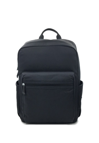 Goldlion black Minimalist Lightweight Backpack A9AEEACD86FE92GS_1