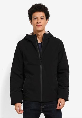 ESPRIT black Outdoor Woven Regular Jacket 154E1AAFD9DCDCGS_1
