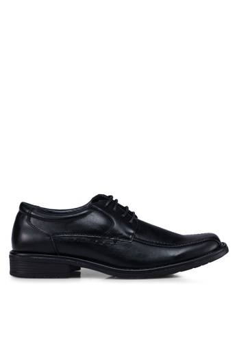 Bata black Business Dress Shoes 1494DSH8A794FDGS_1