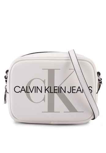 Calvin Klein white Camera Bag - Calvin Klein Jeans Accessories 13671AC6E75D86GS_1
