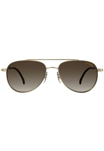Carrera gold 187/S Sunglasses EF6D9GL9196658GS_1