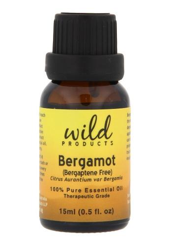Wild Products Bergamot, Calabrian (Citrus Aurantium var Bergamia) Bergaptene Free - 15ml BFAA0BE48FC84AGS_1