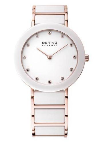 Bering gold Ceramic 11435-766 White 35 mm Women's Watch 71375ACF24F5BFGS_1